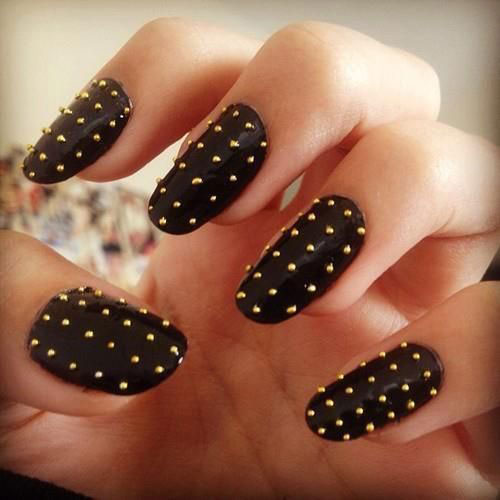 Diamond Nail Design