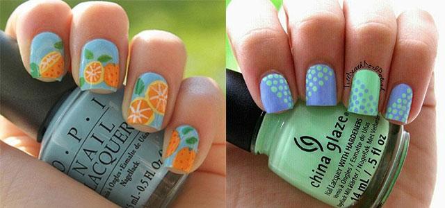 15 Stunning Blue Summer Nail Art Designs Ideas Trends Stickers 2017 Fabulous