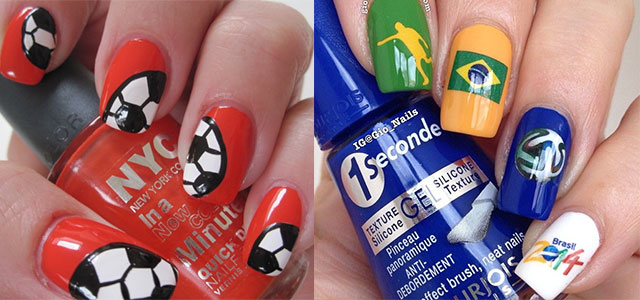The Hottest World Flags Nail Art Tattoo Stickers
