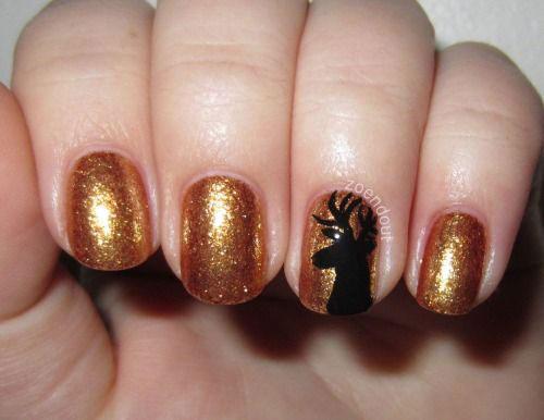 10 Christmas Acrylic Nail Art Designs Ideas Trends