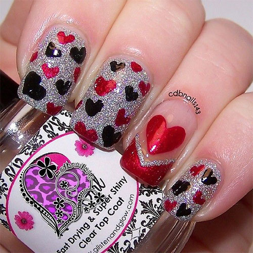 Awesome Christmas Nail Art Design Ideas 2016