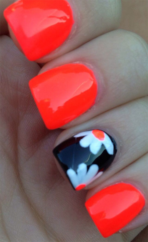 15 Fun Amp Bright Summer Gel Nail Art Designs Ideas Trends Amp Stickers 2015 Fabulous Nail Art