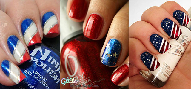 15 Fourth Of July Acrylic Nail Art Designs Ideas Trends Stickers 2017 4th Nails Fabulous