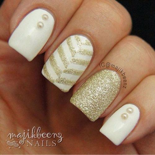 18 Best Winter Acrylic Nail Art Designs Ideas