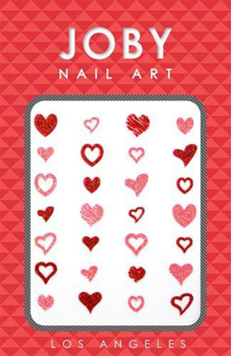 Valentine S Day Nail Art Stickers