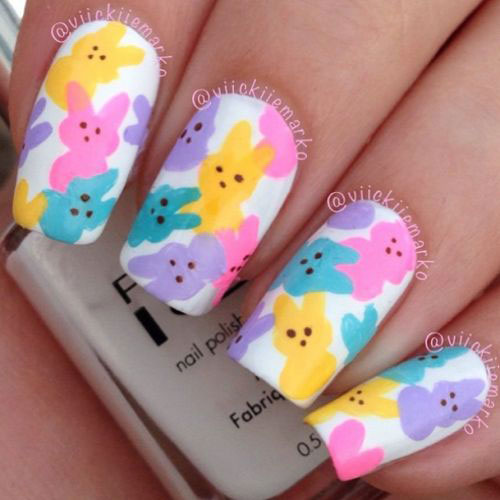 4 3 2017 Whip Out Your Spring Nail Polish Colors And Try One Of These Easter Art We 13 Egg Cellent Creative Eccentric