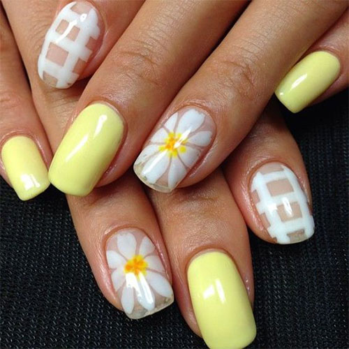 50 Best Cute Spring Nail Art Designs Ideas Trends Stickers