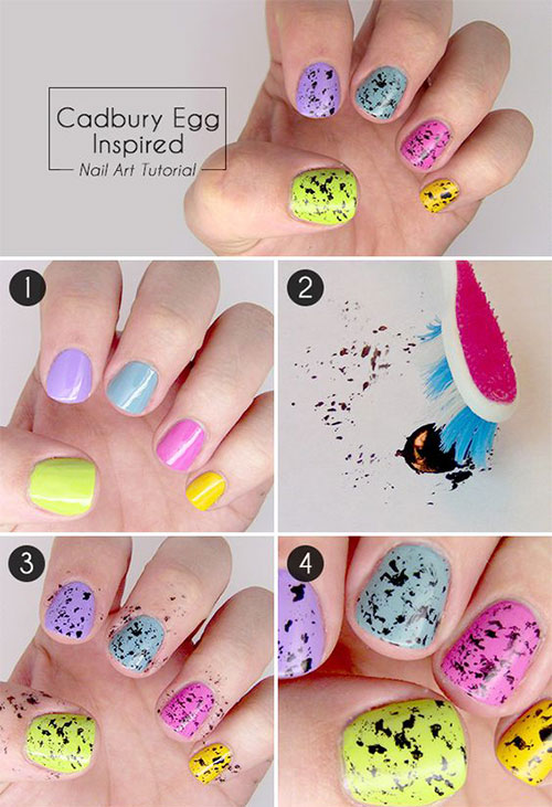 50 Amazing Nail Art Designs And Tutorials For