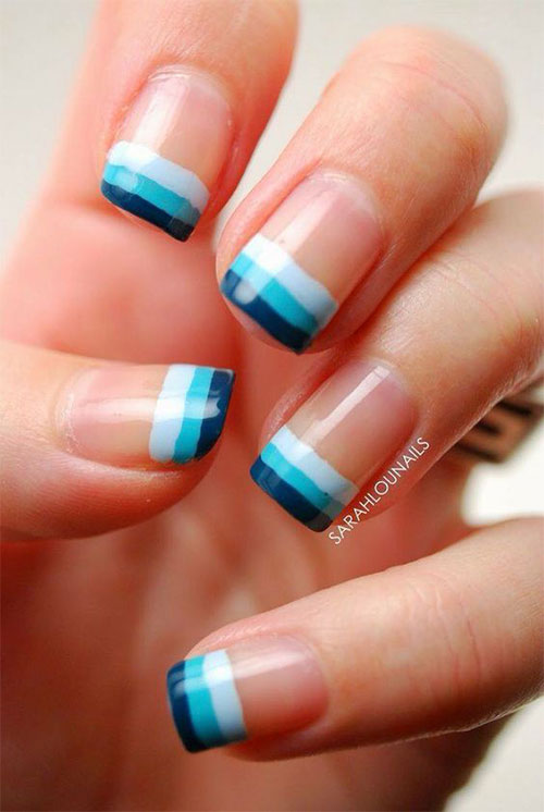 Cute Gel Nails Designs Dfemale Beauty Tips Skin Care And Hair