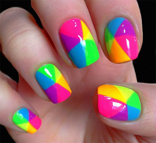 20 Easy Cute Summer Nail Art Designs Ideas 2017 Nails