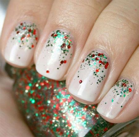 Christmas Nail Designs Art