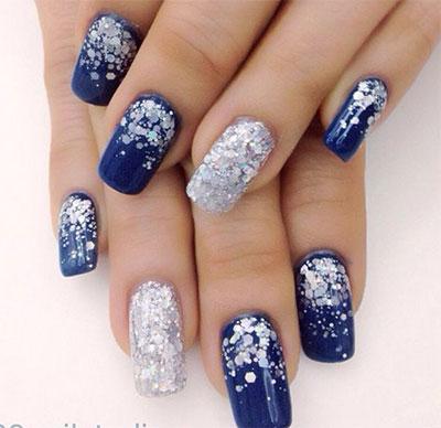15 Step By Winter Nails Art Tutorials