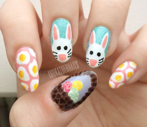 Best Nail Art Design 2017 Easter Designs Ideas Fabulous