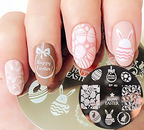 10 Easter Nail Art Stickers Decals 2017 11