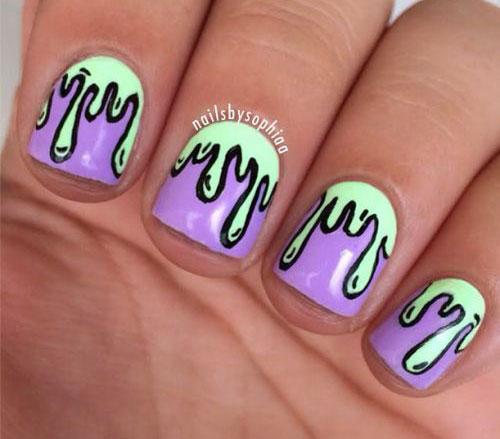 15 Easy Simple Nails Art Designs Ideas