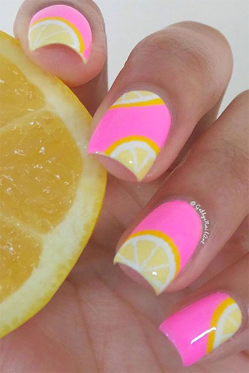 Summer Nail Art Ideas 2018 | Hype Journey