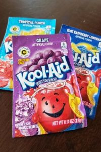 Powdered Drink Packets    Frugal Fun Mom