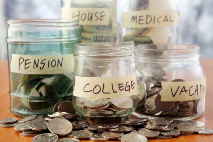 Why you should have multiple savings accounts –The best way to ensure that you build wealth and avoid debt is to diligently