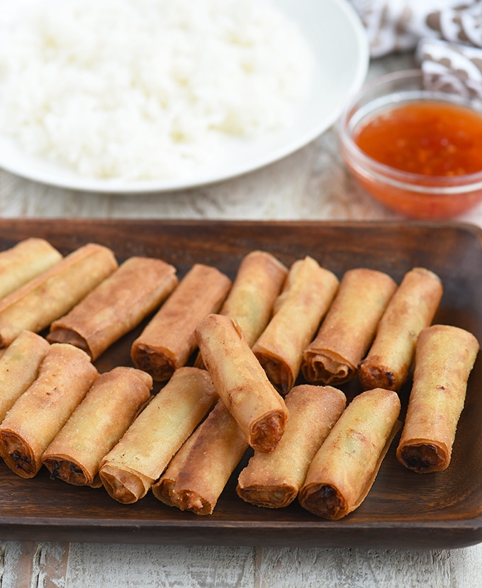 """How to Make Spring Rolls And Make Money From It.  Nigerian spring rolls is a very popular snack, usually called a """"small chop"""" and served as an appetizer at parties"""
