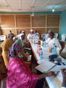 Sokoto State Inaugurate a 20-man Selection Committee,  Sokoto State Inaugurate a 20-man Selection Committee for the 774,000 jobs.