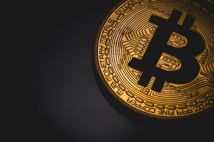 Bitcoin price drops $1400 in minutes