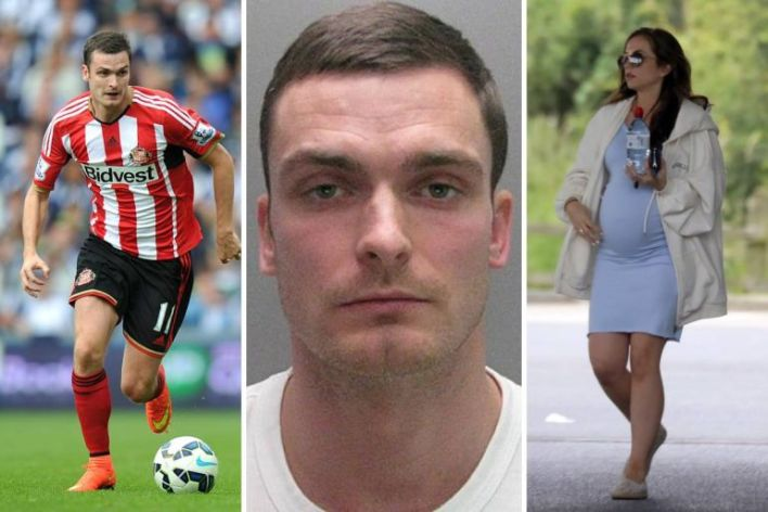 Adam Johnson in 2021 Disgraced PL star expecting second baby after reunion with ex, loves a round of golf