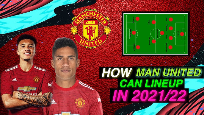 Check Out Man United's Possible 2021 22 Lineup