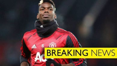 Contract rejected Man United star edges towards exit door after snubbing £100K-a-week pay hike