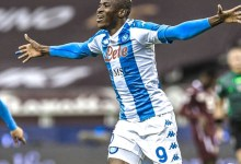 Five goals in two games Excellent Victor Osimhen makes the difference in another Napoli win