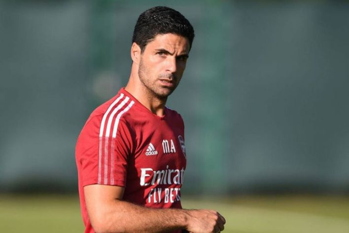 Report claims Mikel Arteta has made a massive U-turn based on star's showing at Euro 2020 this summer