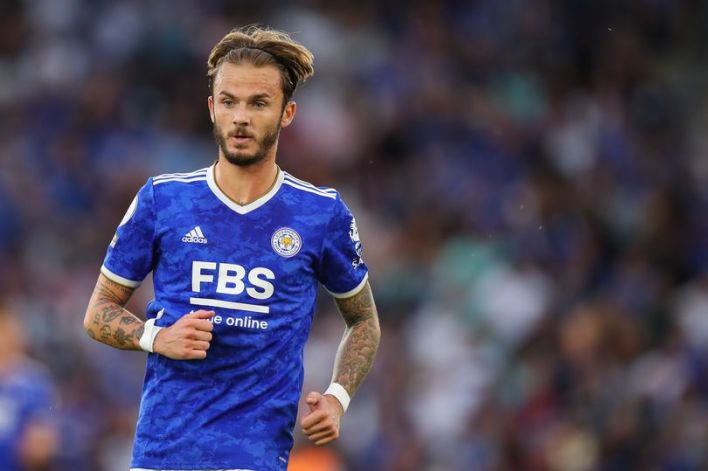 Arsenal yet to reach Leicester's James Maddison valuation as Brendan Rodgers eyes replacement