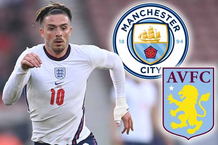 Jack Grealish will complete his £100m move to Man City TODAY