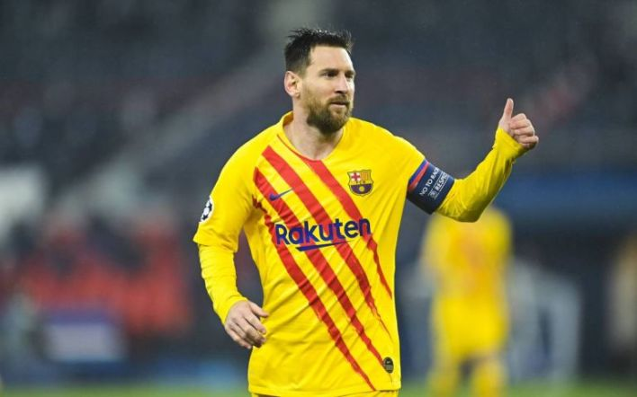 Manchester United showed interest in signing Lionel Messi after Barcelona cut ties