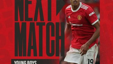 Manchester United Boss Names 22 Men Travelling Squad For Champions League Opener Against Young Boys