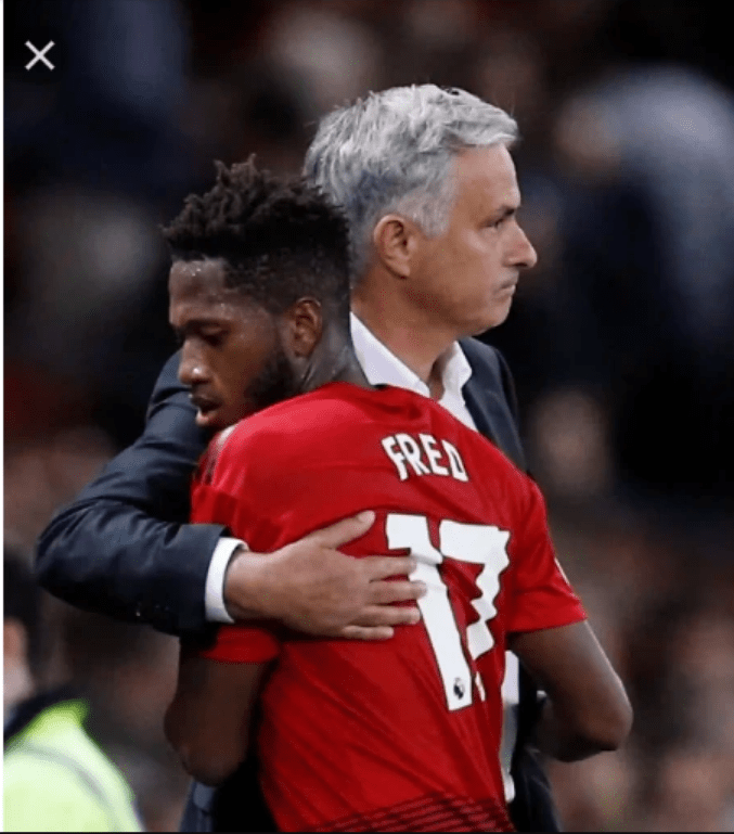 The Bizarre Reason Why Mourinho signed Fred While At Man United