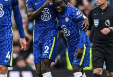 TOT 0-3 CHE Why did N'golo Kante fail to celebrate yesterday after his goal against Spurs