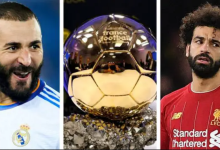 Benzema in, no Salah: Top 5 Ballon d'Or contenders revealed