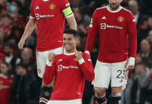 Ronaldo's Emotional Full-time Celebration Should Send A Message To Other Man Utd Players