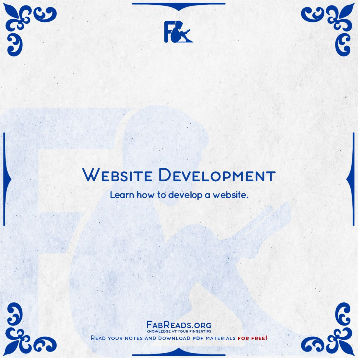 Developing Websites