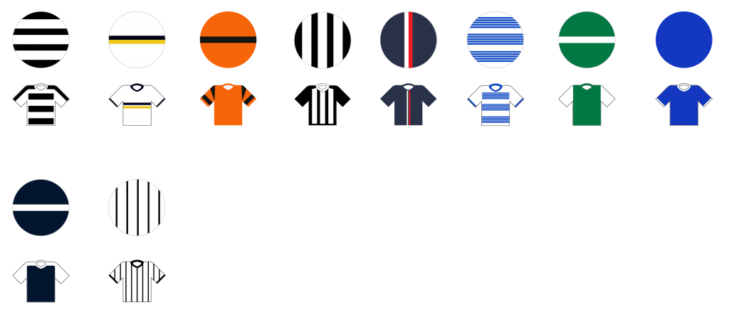Pundit Club app shirt designs Scottish Championship