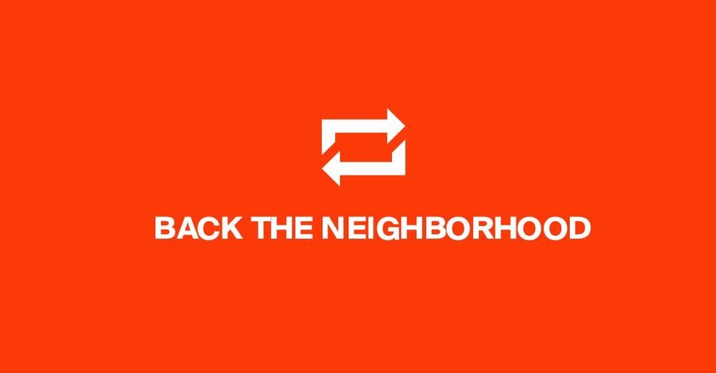 Back-The-Neighborhood