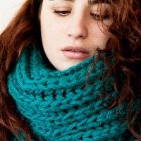 DIY Cuello de lana