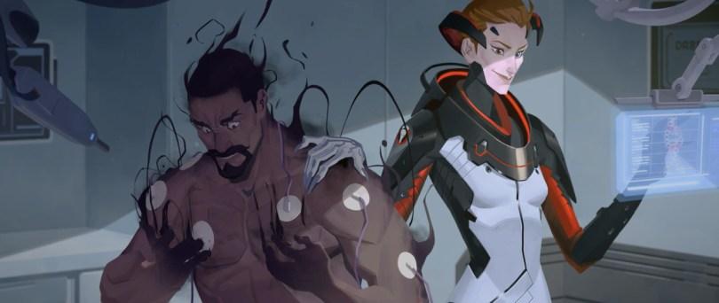 Lançamento da Moira e o Nerf na Mercy