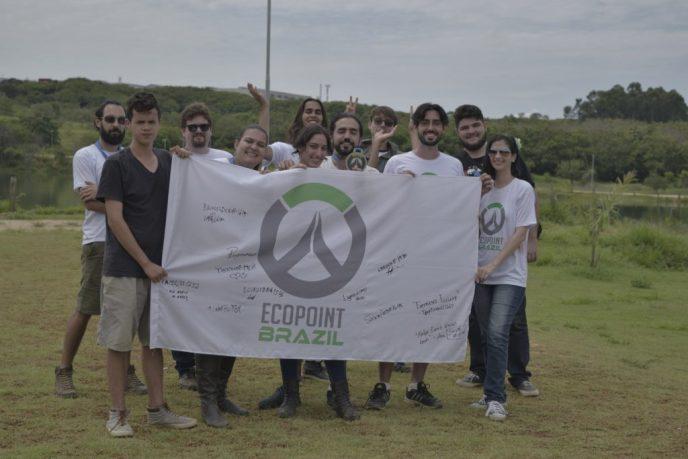 Ecoponto Brasil: Edição piloto
