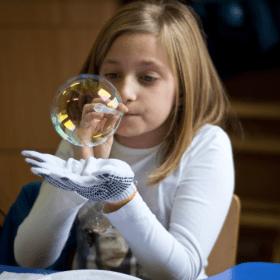 Experiment cu balon de sapun