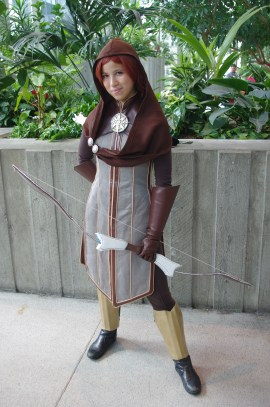 Leliana cosplay Dragon Age Inquisition