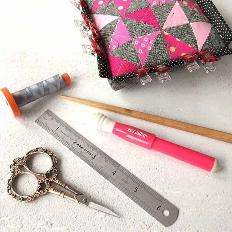 My favourite 5 must have sewing tools by fabricandflowers | Sonia Spence