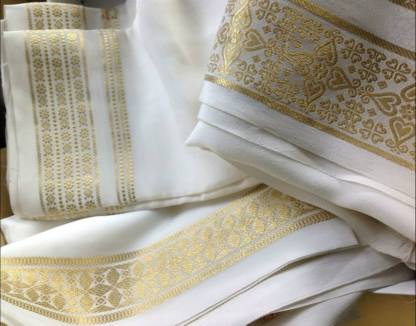 KSIC Silks Fresh off the weaving machines.