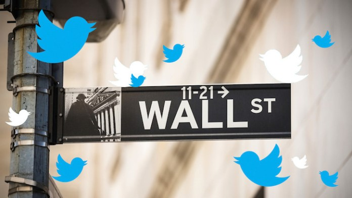 twitter ipo wall street nyse