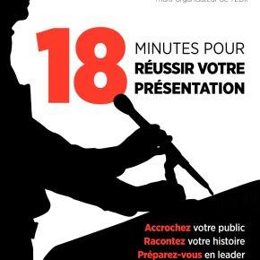 18 minutes pour réussir sa présentation
